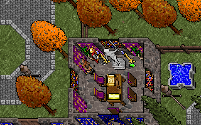 Ah, Ultima VII.  The last truly great Ultima.