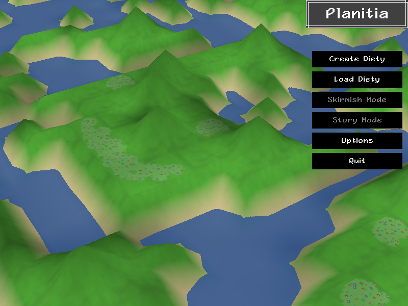 Planitia is coming together.